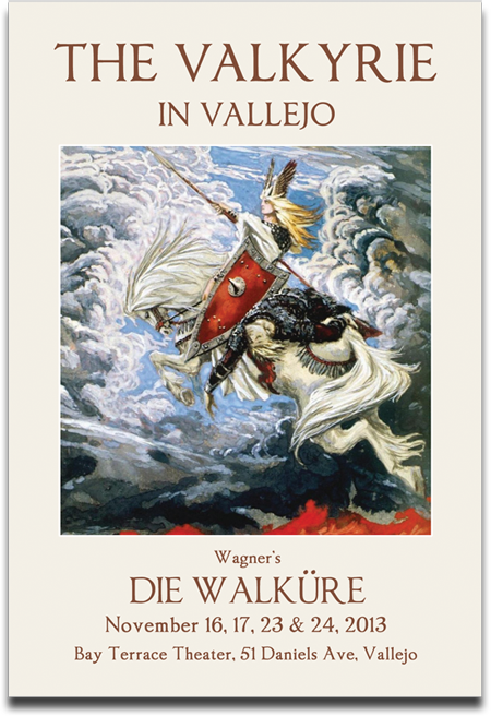 The Valkyrie in Vallejo